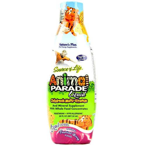 Animal Parade Liquid Children's Multi Vitamin