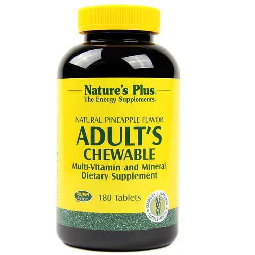 Adult's Multi-Vitamin Chewable
