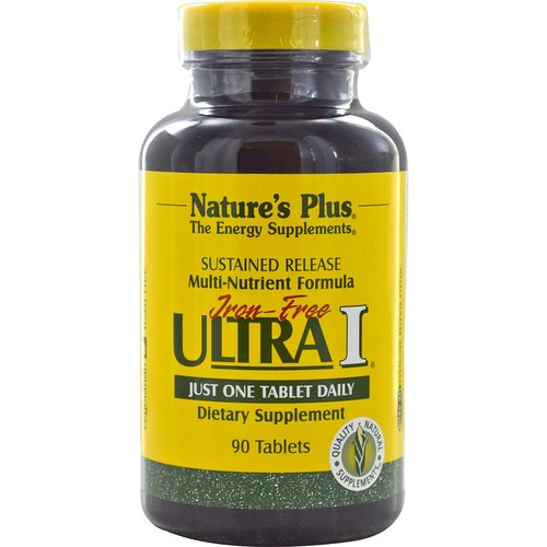 Ultra I Iron Free Sustained Release