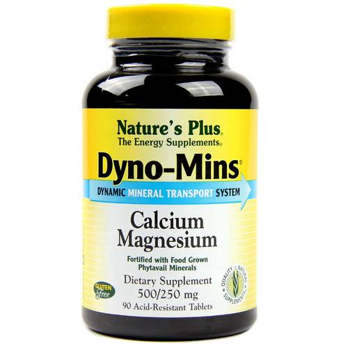 Dyno-Mins Calcium and Magnesium