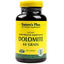 Nature's Plus Dolomite 44 Grains