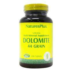 Nature's Plus Dolomite 44 Grains