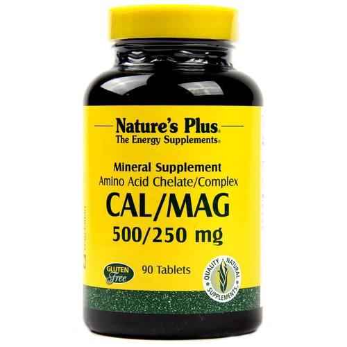 Calcium and Magnesium 500 and 250 mg