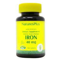 Nature's Plus Iron