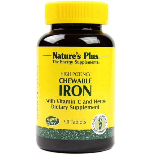 Chewable Iron
