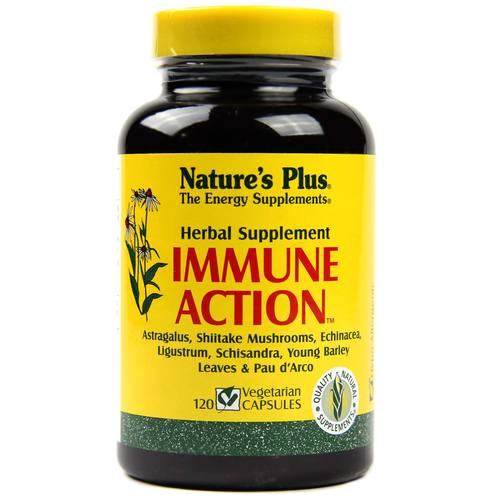 Immune-Action Herbal Caps