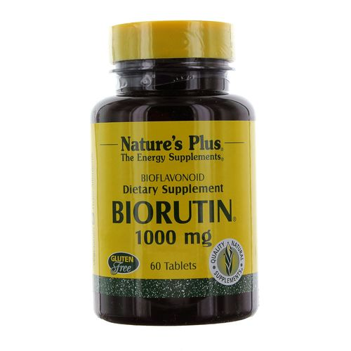 Nature's Plus Biorutin - 1,000 mg - 60 Tablets - 20120621_124.jpg