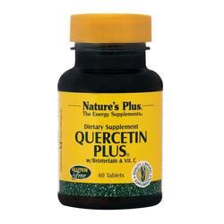 Nature's Plus Quercetin Plus with Vitamin C  Bromelain