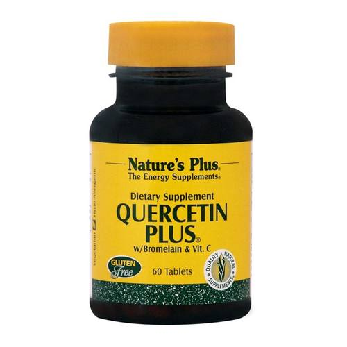 Quercetin Plus with Vitamin C  Bromelain