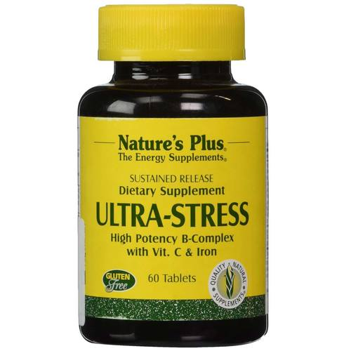 Ultra Stress With Iron Sustained Release