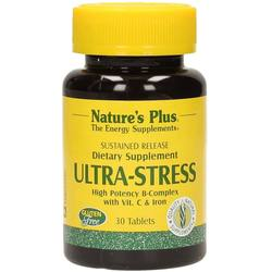 Nature's Plus Ultra Stress With Iron Sustained Release