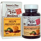 Say Yes To Beans Enzyme Complex 60 Vegicaps Yeast Free by Nature's Plus