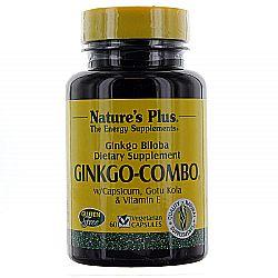 Nature's Plus Ginkgo-Combo