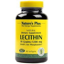 Nature's Plus Lecithin 1-200 mg