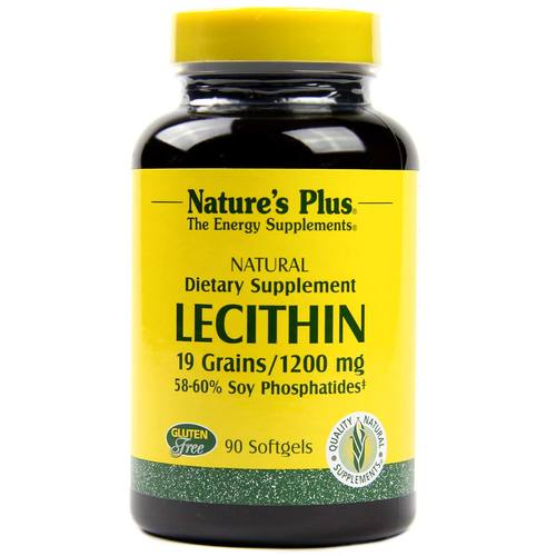 Lecithin 1,200 mg