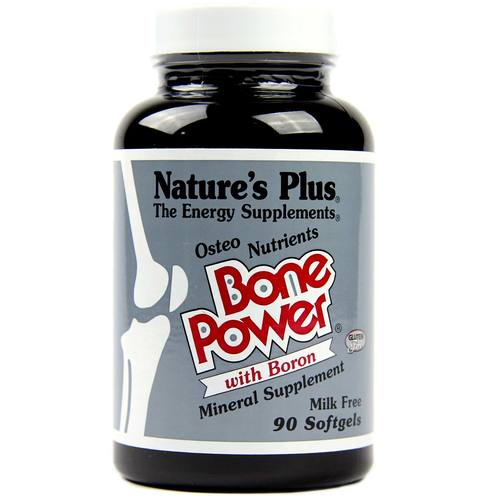 Nature's Plus Bone Power w/ Boron - 90 softgels - 400_1.jpg