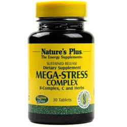 Nature's Plus Mega-Stress Complex Sustained Release