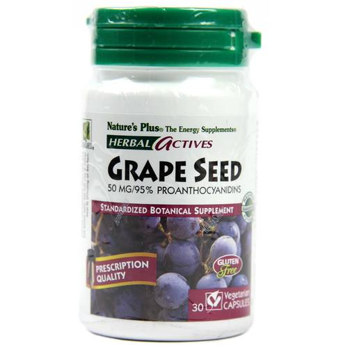 Grape Seed 50 mg
