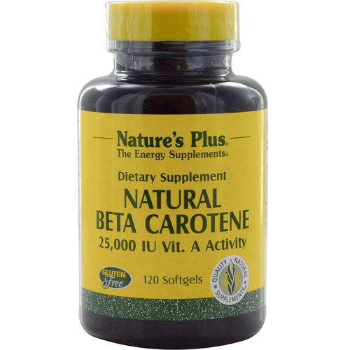 Natural Beta Carotene 25,000 IU