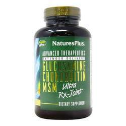 Nature's Plus Glucosamine Chondroitin MSM Ultra Rx-Joint