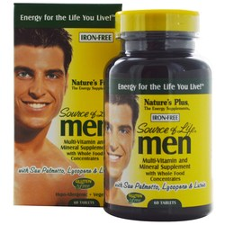 Nature's Plus Source of Life for Men