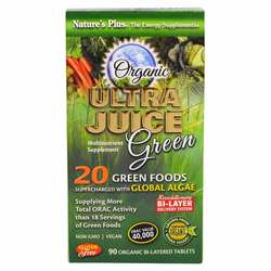Nature's Plus Ultra Juice Green