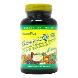 Nature's Plus Source of Life Multivitamin and Mineral