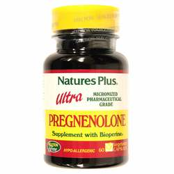 Nature's Plus Ultra Pregnenolone
