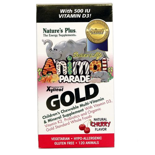 Animal Parade Gold Multivitamin