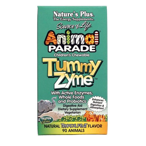 Animal Parade Tummy Zyme