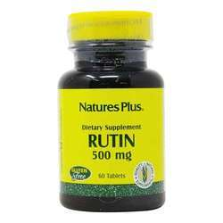 Nature's Plus Rutin 500 mg