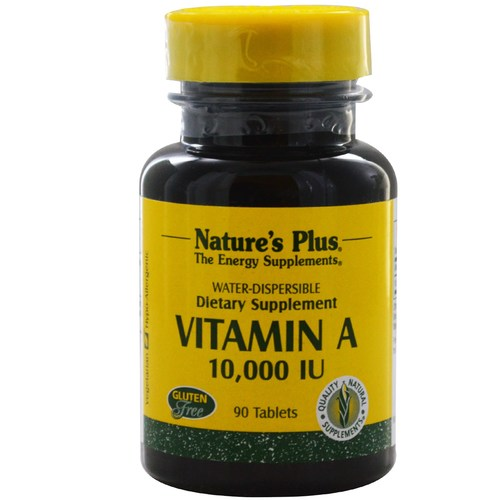 Vitamin A 10,000 I.U. Water Dispersible