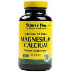 Nature's Plus Magnesium Calcium