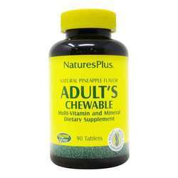 Nature's Plus Adult's Multi-Vitamin Chewable