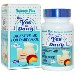 Nature's Plus Say Yes To Dairy