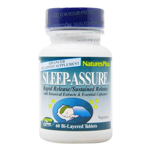 Nature's Plus Sleep Assure - 60 Tablets - 78_front2020.jpg