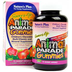 Nature's Plus Animal Parade Gummies