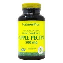 Nature's Plus Apple Pectin 500 mg