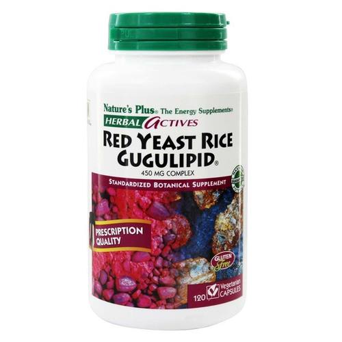 Red Yeast Rice with Gugulipid 450 mg