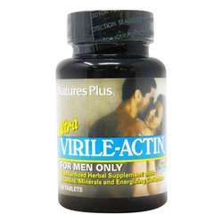Nature's Plus Ultra Virile-Actin