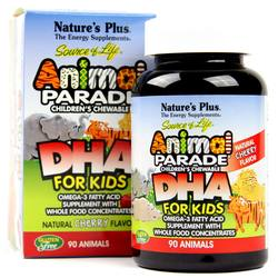 Nature's Plus Animal Parade DHA
