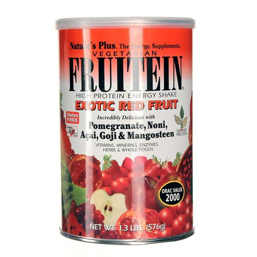 Fruitein Exotic Red Fruit