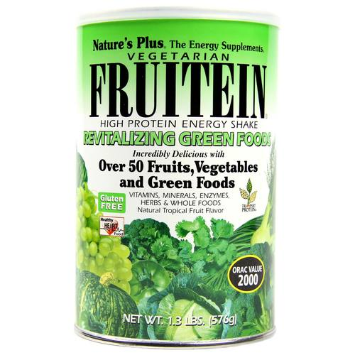 Fruitein Revitalizing Green Foods