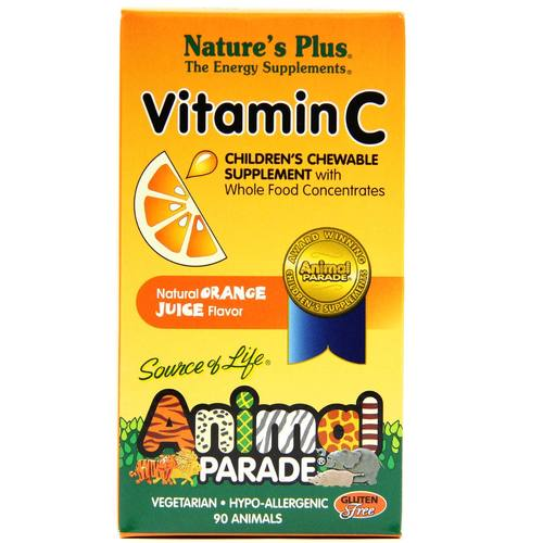 Animal Parade Vitamin C 250 mg