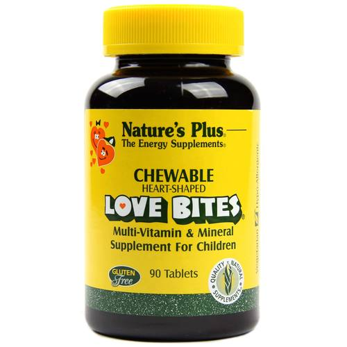 Love Bites Children's Chewable Multiple