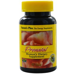 Nature's Plus Prenatal Tablets