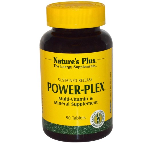 Power-Plex Sustained Release