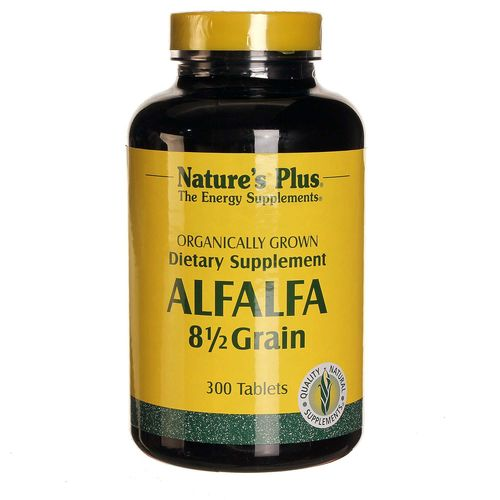 Alfalfa 8 1/2 Grain 550 mg