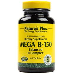 Nature's Plus Mega B-150 Sustained Release