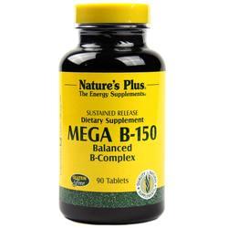 Nature's Plus Mega B-150 Sustained Release